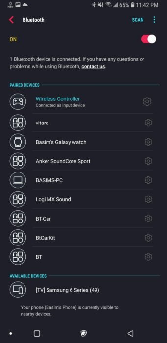 How to Connect PS4 / PS3 Controller to Android 8