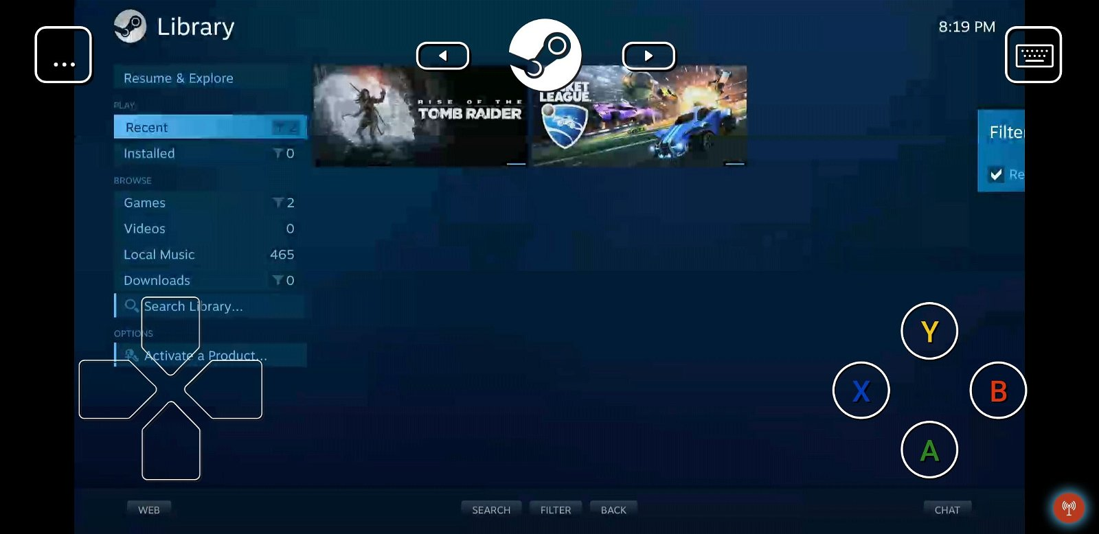 How to Play Steam Games on Android - Steam Link 5