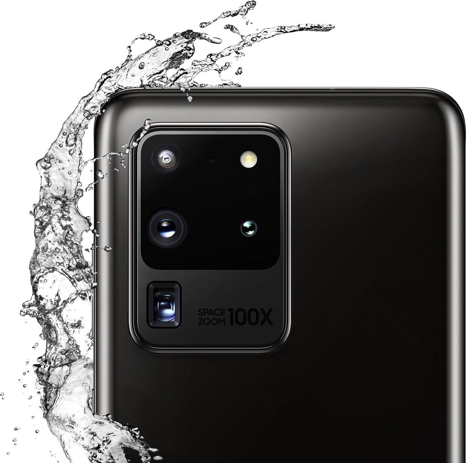 Is Samsung Galaxy S20 Waterproof? 5