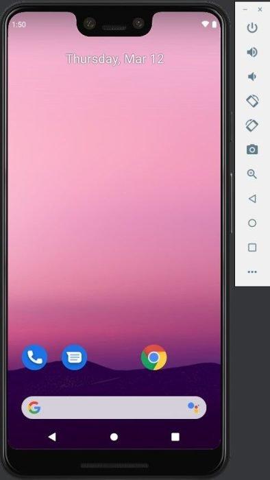 Install Android 11 Emulator