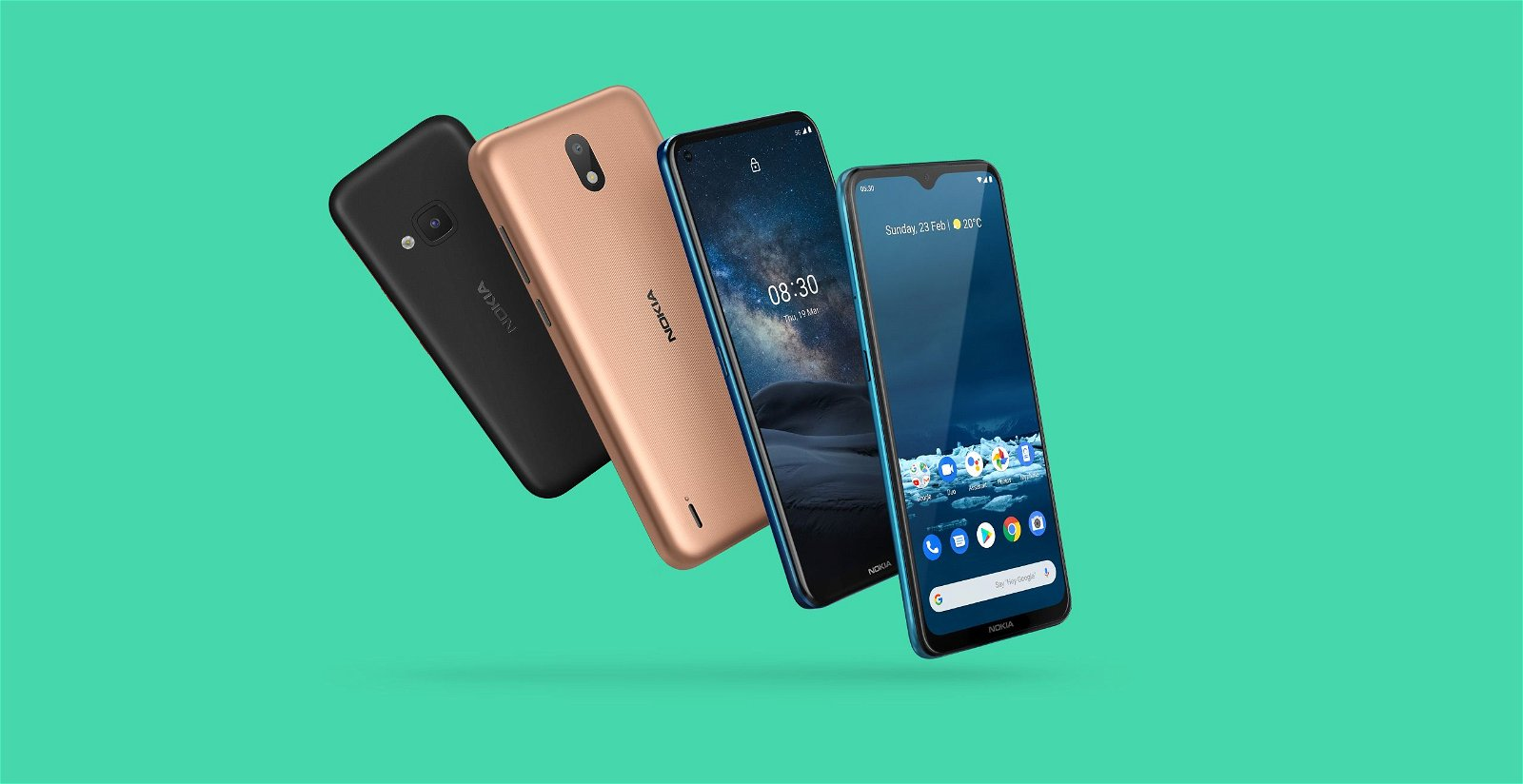 Nokia 8.3 5G and Nokia 5.3 Announced: New Features, Release Date, Pricing 10