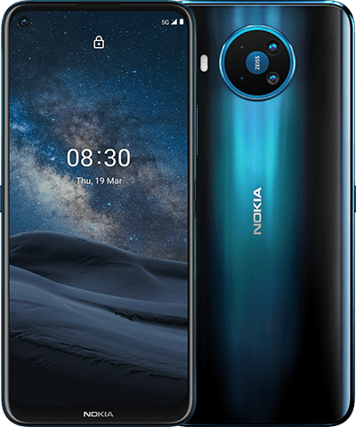 Nokia 8.3 5G and Nokia 5.3 Announced: New Features, Release Date, Pricing 7