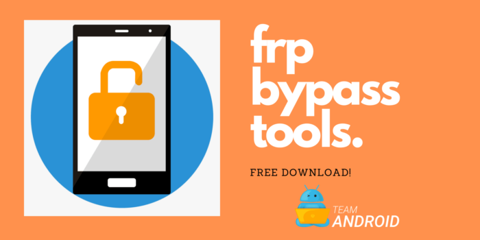 Download FRP Bypass Tools