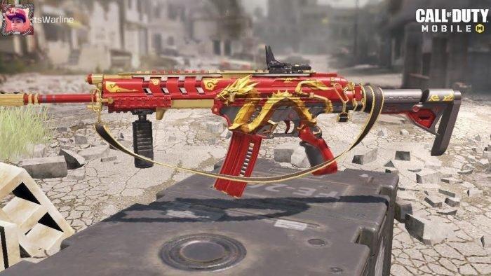Best Assault Rifles - Call of Duty Mobile