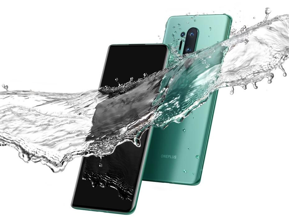 Is OnePlus 8 / OnePlus 8 Pro Waterproof? 3