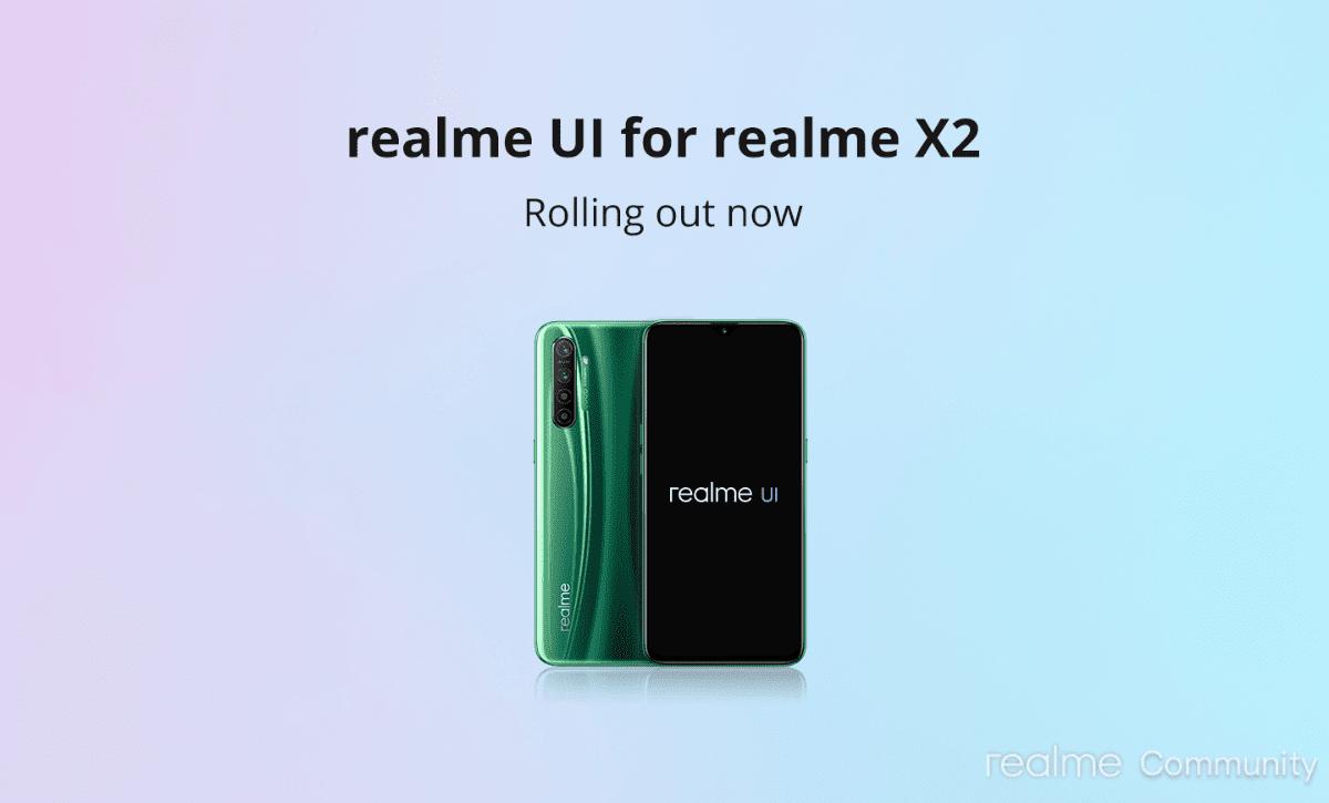Realme X2 / X2 Pro Android 10 Update | Realme UI Download 2