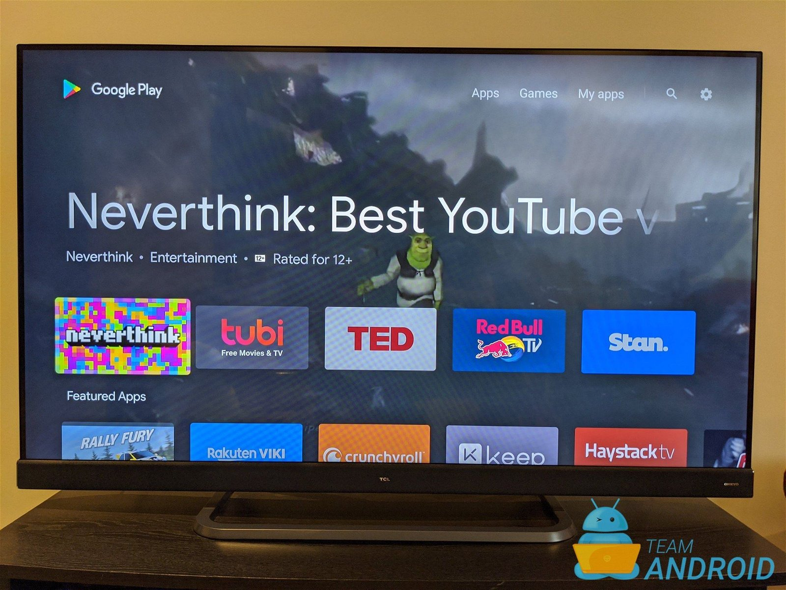 "TCL C8 55"" Android TV Review 15"