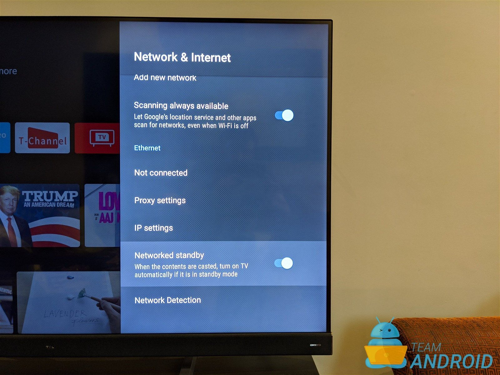 "TCL C8 55"" Android TV Review 17"