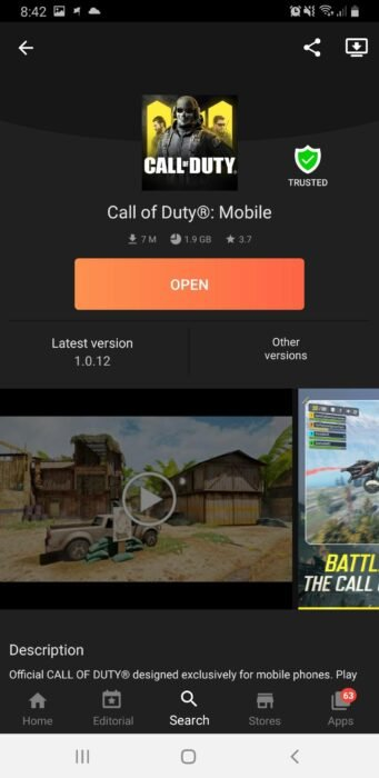 How to Install COD Mobile on Huawei without Google Play Store 7