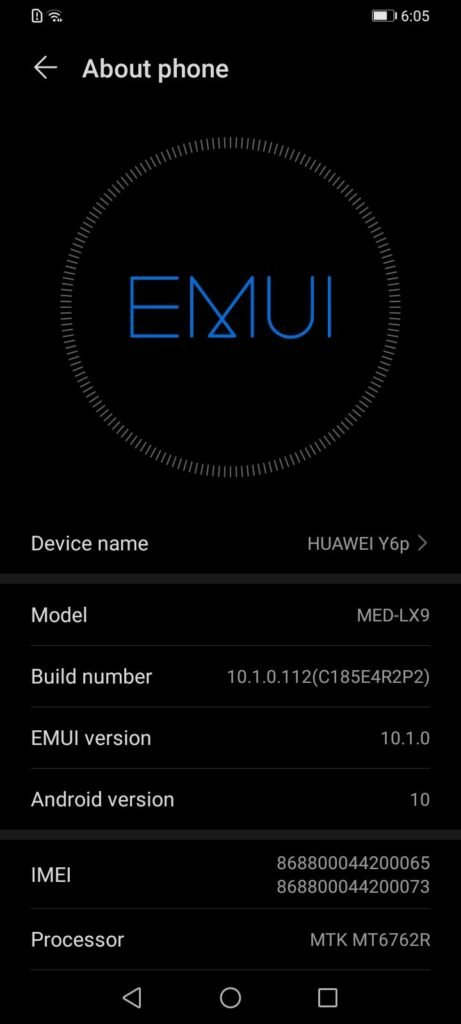 Huawei Y6P Review - EMUI and AppGallery on Value Hardware 46