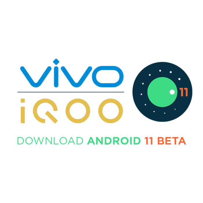 Android 11 Beta for Vivo, iQOO