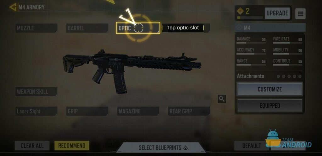 Download Call of Duty Mobile Season 9 Test Build with Gunsmith, New Scorestreaks, Loadouts 20
