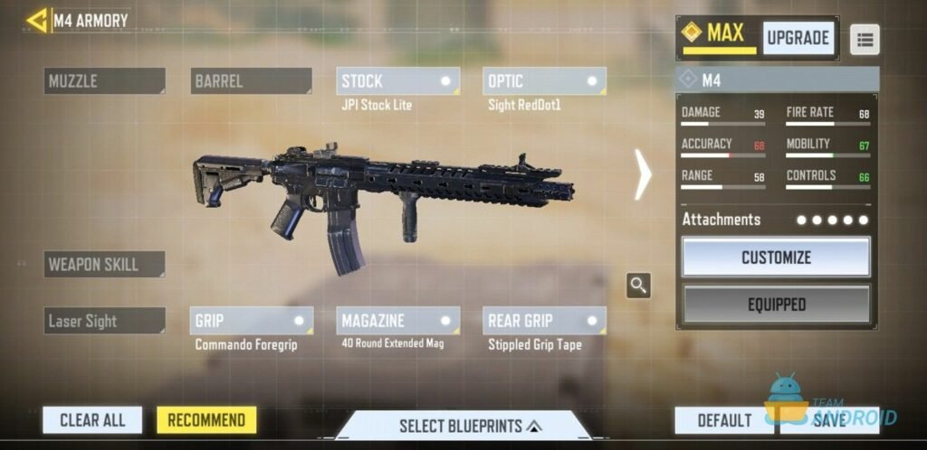 Download Call of Duty Mobile Season 9 Test Build with Gunsmith, New Scorestreaks, Loadouts 9