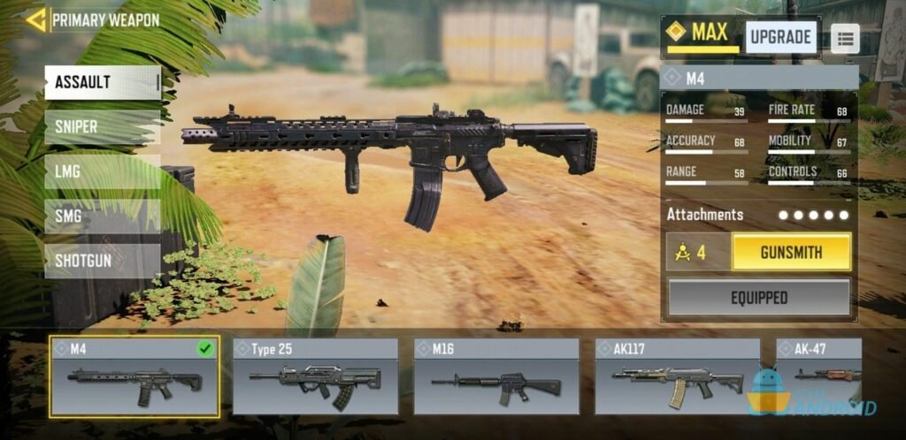 Download Call of Duty Mobile Season 9 Test Build with Gunsmith, New Scorestreaks, Loadouts 33