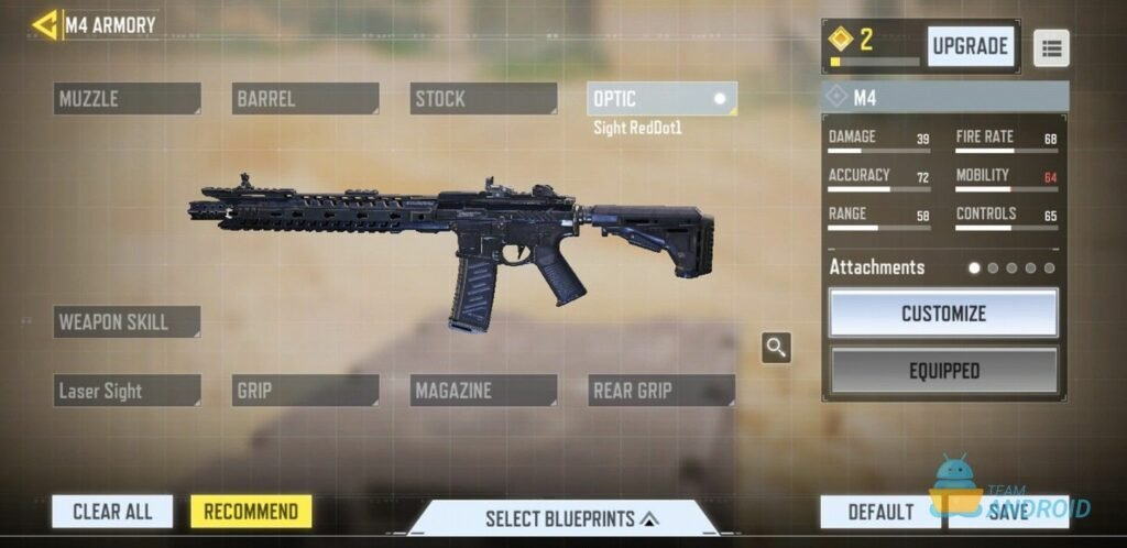 Download Call of Duty Mobile Season 9 Test Build with Gunsmith, New Scorestreaks, Loadouts 16