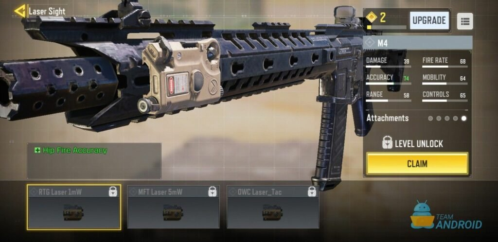 Download Call of Duty Mobile Season 9 Test Build with Gunsmith, New Scorestreaks, Loadouts 14
