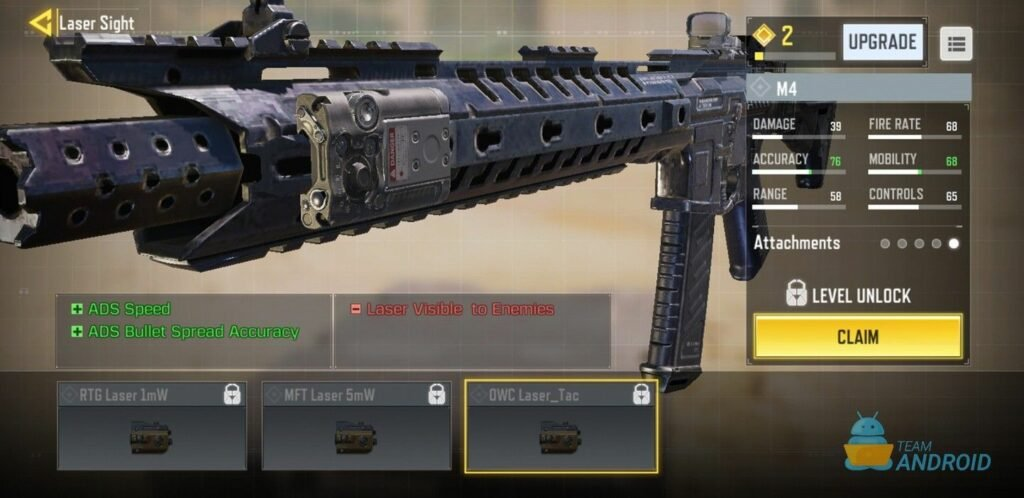 Download Call of Duty Mobile Season 9 Test Build with Gunsmith, New Scorestreaks, Loadouts 10