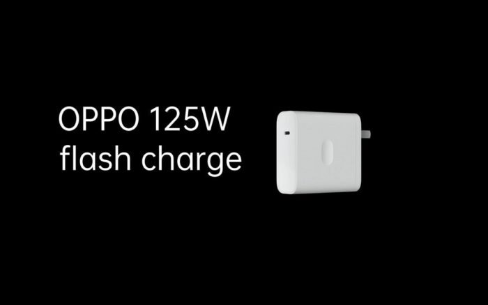 OPPO 125W Flash Charge and 65W AirVOOC Wireless Flash Charger Launched 7