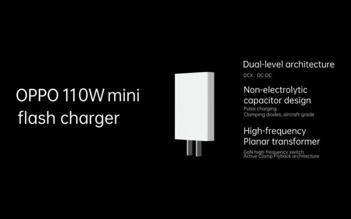 OPPO 125W Flash Charge and 65W AirVOOC Wireless Flash Charger Launched 12