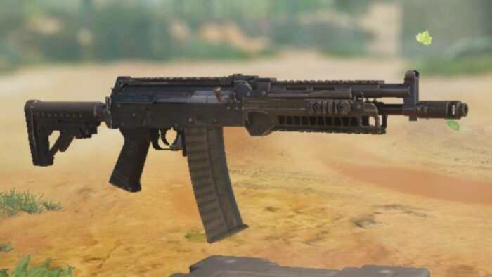 AK117 in COD Mobile - Assault Rifle