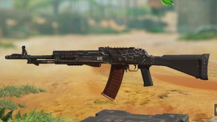 ASM10 in COD Mobile - Assault Rifle