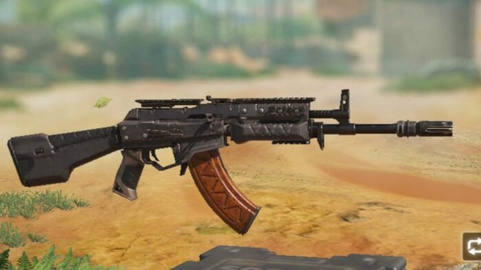 KN-44 in COD Mobile - Assault Rifle