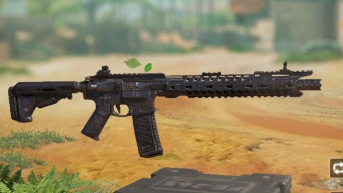 M4 in COD Mobile - Assault Rifle