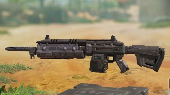Man-O-War in COD Mobile - Assault Rifle