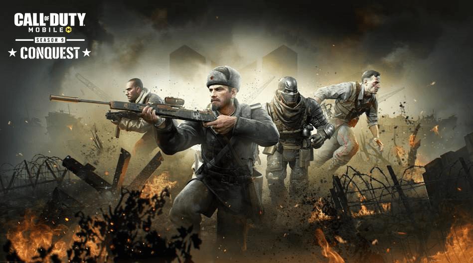 COD Mobile Season 9 Conquest: Update Live, New Gunsmith, Battle Royale Updates 2