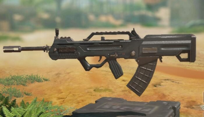 Type 25 in COD Mobile - Assault Rifle