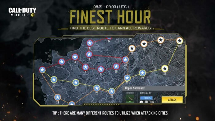 The Finest Hour - COD Mobile