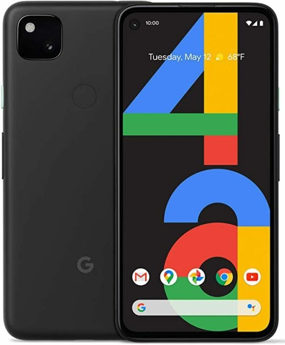 Google Pixel 4a IP Rating Guide