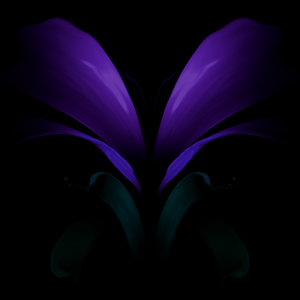 Samsung Galaxy Z Fold 2 Wallpapers and Live Wallpapers | Download Now 11