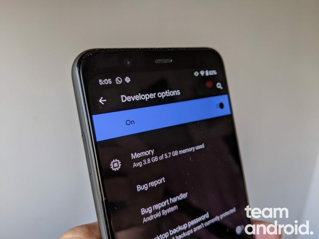 How to Enable Developer Options in Android