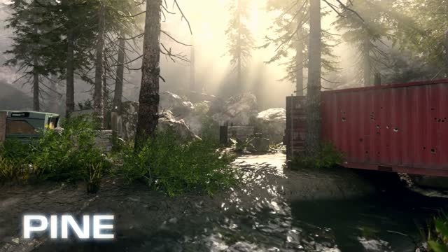 New Map Pine in COD Mobile