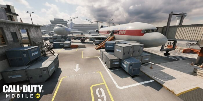 Terminal Map in COD Mobile Season 10