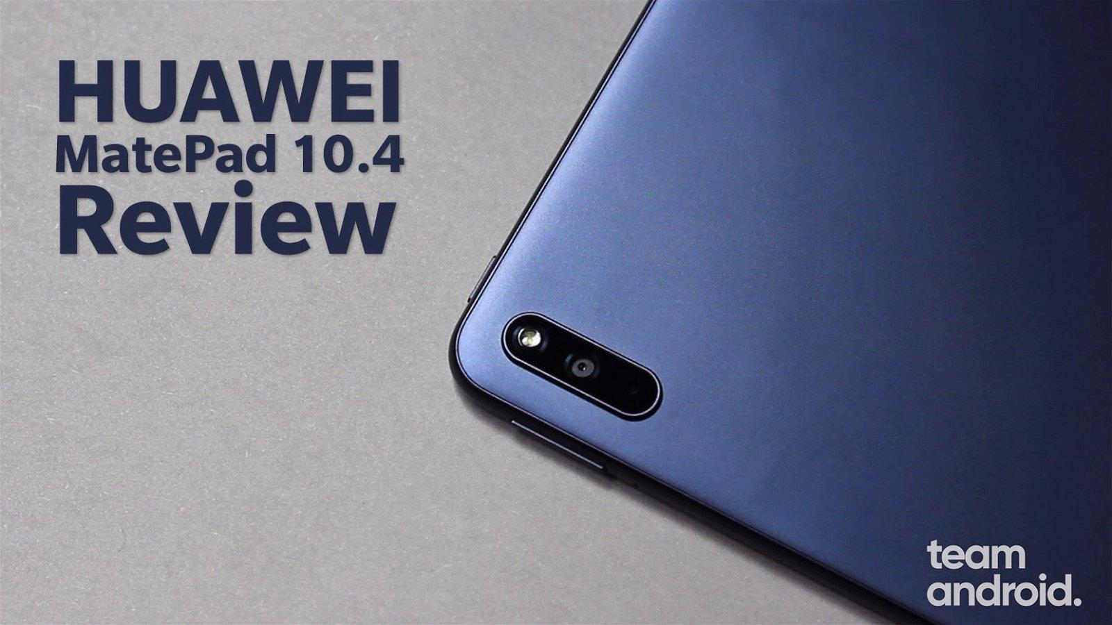 Huawei MatePad 10.4 Review 5