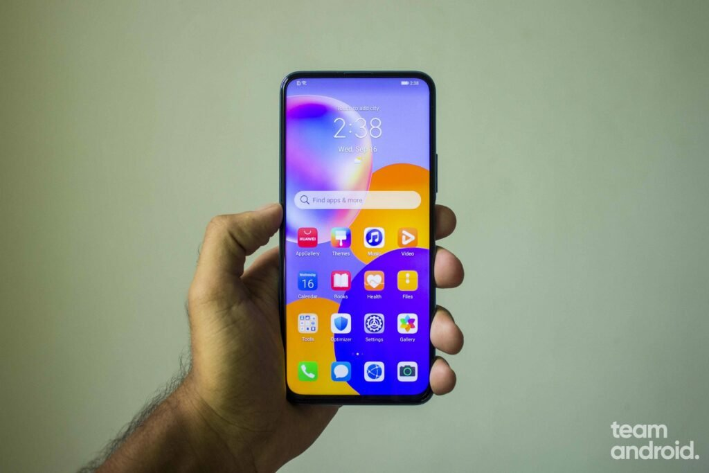 Huawei Y9a Review: Refining the Mid-Range Huawei Recipe 39