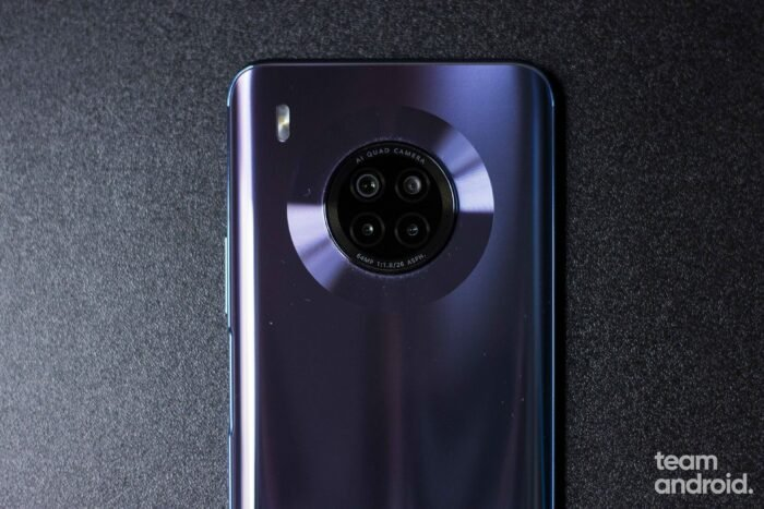 Huawei Y9a with Huawei AppGallery