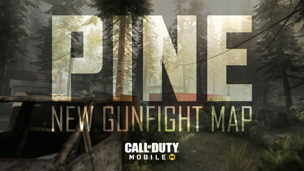 Pine - New Gunfight Map