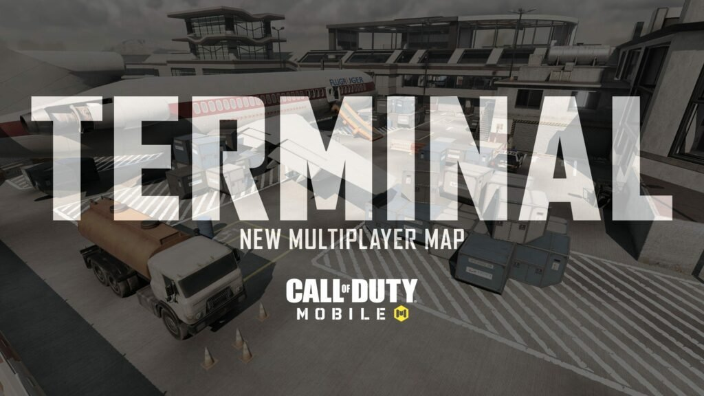 Terminal - COD Mobile Map