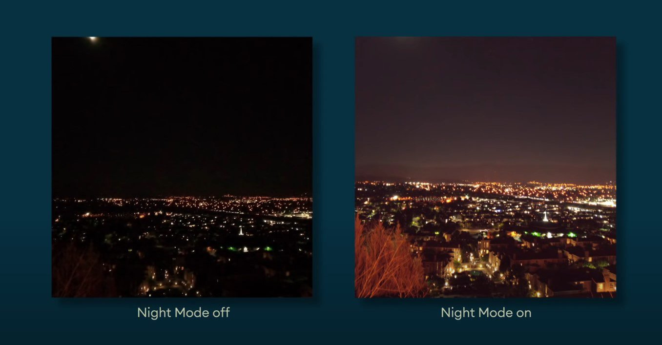 Google Camera Go Update Brings Night Mode and HDR 1