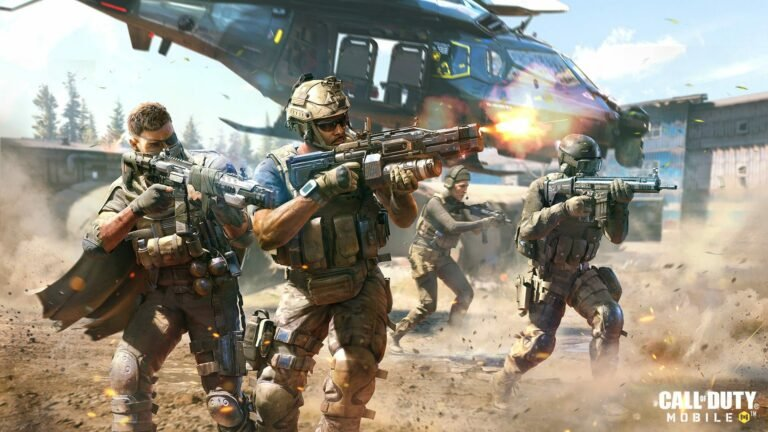 Call of Duty: Mobile (Featured Image)
